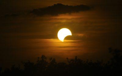 Así vivimos el eclipse anular del Sol que sucedió 10 de junio de 2021